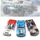 A979 Car Body Shell Car Cover Spare Part For Wltoys A979 1/18 Rc Off-road Car