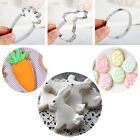 Pastry Tool Egg Easter Cookies Cutter Cake Mold Biscuit Mould Easter Rabbit