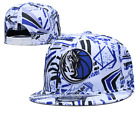 NBA HATS OVER 25 STYLES FLAT RIM 2021 STYLE SNAP BACKS