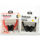 Skullcandy Uprock Supreme Sound On-Ear Stereo Headphones Headset NEW BOX