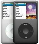 New Apple iPod Classic 7th Generation Black Silver 160GB Latest Model Sealed