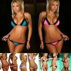 2021 New Sexy Beach Lace Bikini Suit Brazilian Style Lace-up Beach Woman Bikini