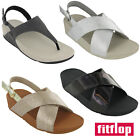 Fitflop Slip On Summer Sandals Wedge Open Toe Comfort Lightweight Ladies
