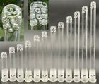 Swiss Holey Glass Downstem Low Profile 18mm to 14mm Reducing Slide Diffy Stem
