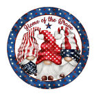 Independence Day Doorplate Listing Wooden Flowers and Home Decoration Hang Tags