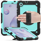 "For Samsung Galaxy Tab A 8.0"" 8.4"" 10.1"" Heavy Duty Stand Case +Screen Protector"