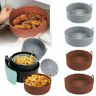 Multifunctional Air Fryer Silicone Pot Fryers Oven Accessories Baking Tray LN