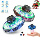 Mini Drone Quad Induction Levitation UFO Flying Toy Hand-controlled Gifts UK