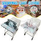 Baby Chair Seat Cover Shopping Cart Cover Protector With Safety Harness