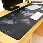 Large Old World Map Mousepad Notebook Computer Gaming Keyboard Mouse Pad Mat 1pc