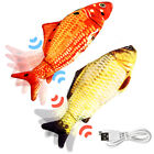 Electric Pet Cat Toy 3D Fish USB Charging Simulation Fish Interactive Cat Toys