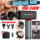Massage Gun Percussion Vibration Muscle Body Therapy Back Deep Tissue NEW