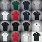 NEW Abercrombie & Fitch Men Muscle Fit Polo shirt AF by Hollister...