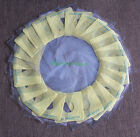 500PC Colostomy Bags Ostomy Stoma Cut to Fit One-Piece System Disposable pouches