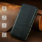 For ZTE Axon 30 Ultra 5G Luxury Magnetic Flip PU Leather Wallet Card Case Cover