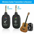 Guitar Bass Luthier Tools Kit Wireless Transmitter Receiver Rechargeable Battery for sale