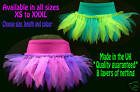 TINKERBELL TUTU NET SKIRT FANCY DRESS FAIRY COSTUME