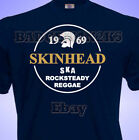 SKINHEAD SKA REGGAE ROCKSTEADY SPIRIT Of  69 Mens Cotton T-Shirt