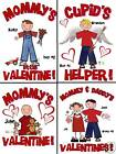 cute kids Valentine shirt personalized boys shirt NWOT