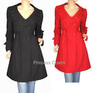 Princess Charm New Red Black Jacket Coat Womens Size 8 10 12 14 16 18 20 22