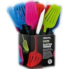 ZEAL Silicone Slotted Turner *NEW*  You Choose Colour