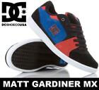 DC SHOES men's EMBLEM black blue red skate trainers new