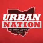 Ohio State Buckeyes URBAN NATION t-shirt football jersey meyer soft vintage NEW