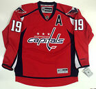 NICKLAS BACKSTROM WASHINGTON CAPITALS NHL REEBOK PREMIER HOME JERSEY NEW