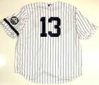 ALEX RODRIGUEZ NEW YORK YANKEES JERSEY GMS & BS PATCH
