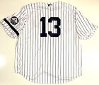 ALEX RODRIGUEZ NEW YORK YANKEES MAJESTIC COOL BASE JERSEY 2010 GMS & BS PATCH