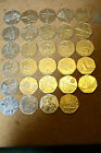 2012 London Olympics 50p coins good condition
