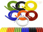 4mm I.D Silicone Vacuum Boost Vac Hose Pipe Black Blue Red Green Orange Yellow