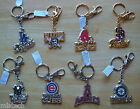MLB Metal Keychain Fob Team Name & Logo Official licensed ( PICK YOUR TEAM )