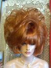 WOW VEGAS WIGS CORONATION super look bubblepage color will be as shown fire red