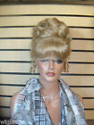 DISNEY UPDO WIGS CINDERELLA SOFT PERFECT CURLS RINGLETS BANGS SMOOTH SWEET LOOK