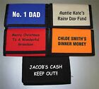 Personalised Ripper Wallet Great for Dinner Money, Birthday Gift/Stocking Filler