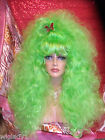 WOW VEGAS GIRL PICK YOUR COLOR BIG GYPSY WIG LOOK FOR FUN AT HALOWEEN