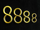 Solid brass ess hook - Cord separator - S ring clip - Curtain cord guide