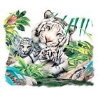 White Tiger Family  Sweatshirt   Sizes/Colors