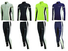 AIRTRACKS Funktions Thermo Laufset: Sweatshirt Langarm + Hose Tight Lang / Neu