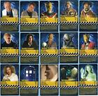 Doctor Who TOP TRUMPS SPECIALS Light Blue (Set 5) (Assorted Cards)