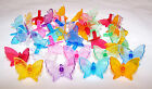 Ceramic Plastic Christmas Tree Lights Ornaments BUTTERFLY Butterflies image