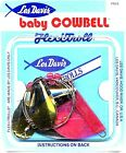 NEW Les Davis Giant/Standard/Baby Cowbell Fishing Trolls - Select Color & Size