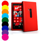 Soft Silicone Case Cover For Nokia Lumia 920 + Screen Protector