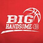 Indiana Hoosiers T-shirt Cody Zeller BIG HANDSOME basketball jersey funny NEW