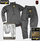 New Black HELIKON Level 2 THERMAL MENS UNDERWEAR SET ( Military Police Combat
