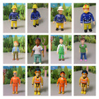 FIREMAN SAM  FIGURES FROM SERIES 2  DILYS SAM TOM NORMAN STEELE ELVIS FLOOD