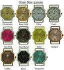 NEW WHOLESALE GEOMETRIC SHAPE SOLID BAR FASHION WATCH FACE USA SELLER