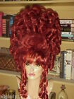 SIN CITY WIGS 2 WIGS DOUBLE TROUBLE! CLASSIC UP DO VICTORIAN ANTOINETTE CURLS