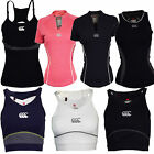 Canterbury Womens Baselayer Shirt CCC Ladies Gym Training or Casual Top 8 - 18